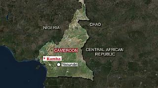 Cameroon students kidnapped in Anglophone region