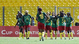 CAN Féminine 2018 : le Cameroun en demi-finale, l'Algérie éliminée