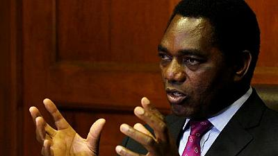 Zambia opposition leader Hichilema questioned over 'anti-China' remarks