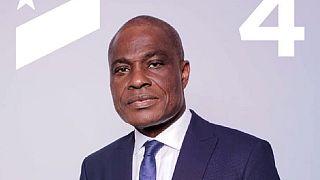 RDC : Martin Fayulu, le candidat de l'opposition à la présidentielle, est arrivé à Kinshasa