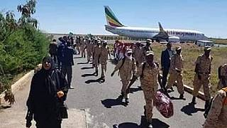 Ogaden rebels return to Ethiopia from Eritrea, Jijiga celebrates