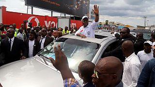 Présidentielle en RDC : devant des étudiants en colère, Fayulu réussit son tacle contre le pouvoir