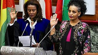 Ethiopia parliament approves Birtukan Mideksa as elections boss