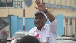 DRC opposition coalition candidate Fayulu warns on vote credibility on return to Kinshasa