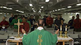 Orléans : un prêtre condamné à 2 ans de prison ferme pour pédophilie