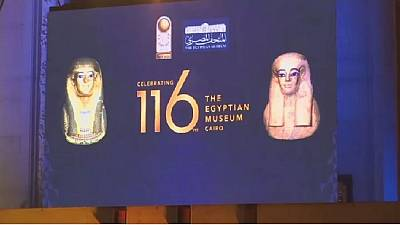 Egypt marks 116th anniversary of its antiquities museum