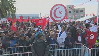 Tunisia civil servants join nationwide strike