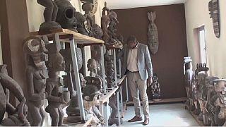 Restitution d'œuvres d'art à l'Afrique par la France, le Bénin s'en félicite