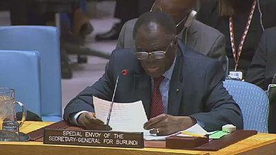 U.N urges Burundi govt, opposition parties to end political crisis