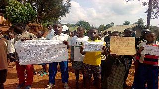 [Photo] RDC : la LUCHA dans la rue pour dénoncer des frais scolaires prohibitifs