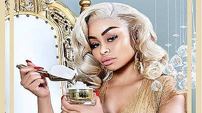 Blac Chyna's bleaching cream launch 'under fire' in Nigeria
