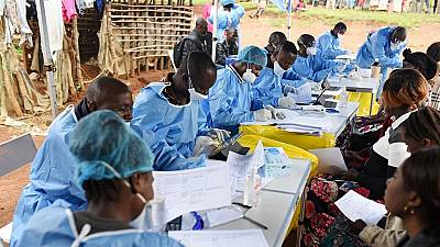 DR Congo confirms thirteen new Ebola cases in northeast