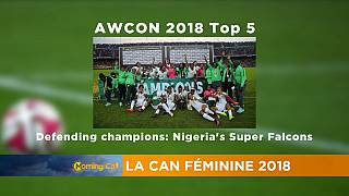 Everything you need to know about Africa Women's Cup of Nations (AWCON 2018)