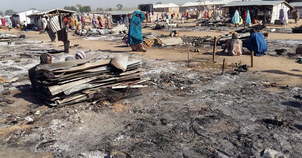 Image result for pictures of terrorism casualties in Nigeria
