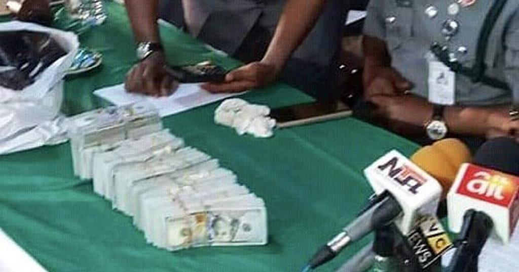 Nigeria officials reject $400,000 bribe from Tramadol