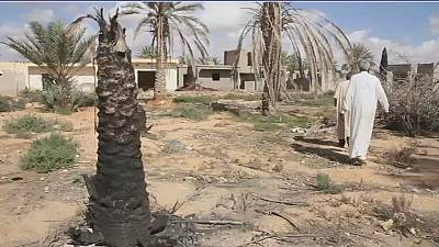 Libyans from Tawergha return home after 7 years