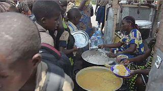 Congo : des cantines scolaires pour encourager et maintenir les enfants à l'école