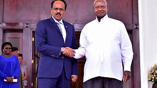 Museveni, Somalia's president Farmajo discuss Horn of Africa