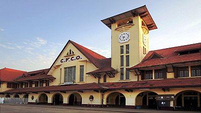 Congo : le train CFCO va de nouveau circuler entre Pointe-Noire et Brazzaville