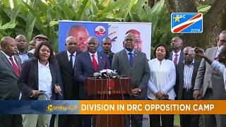 DRC's opposition camp split ahead December election [The Morning Call]