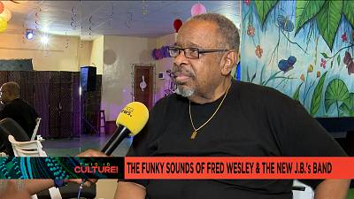 Les sons funky de Fred Wesley & the New J.B.'s band [This is Culture TMC]