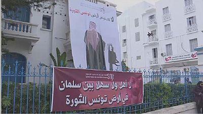 Tunisie : campagne contre la visite du Prince Saoudien