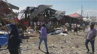 At least 7 killed in Somalia bomb explosion