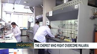 The chemist who might overcome malaria [Inspire Africa]