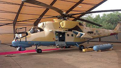 Nigeria Air Force bombards terrorist zone in Lake Chad region