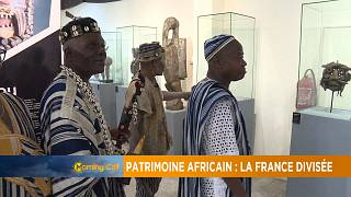 Return of African art: Benin hail decision, France divided [The Morning Call]