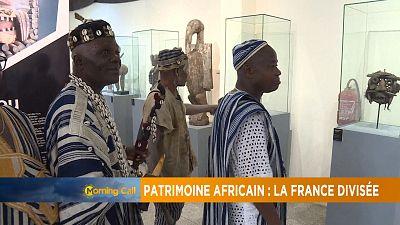 Return of African art: Benin hail decision, France divided [The Morning Call]