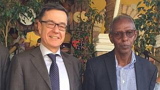 Eritrea-Ethiopia deal: EU delegation meets Afwerki's advisor in Asmara