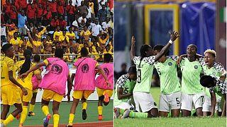CAN féminine 2018 : le Nigeria et l'Afrique du Sud en finale