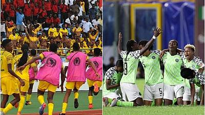 AWCON 2018 Final: South Africa's Banyana Banyana vs Nigeria's Super Falcons