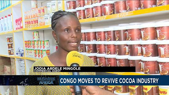 Wakalat : le chocolat made in Congo