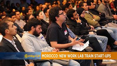 'New work lab' co-working hub for start-ups in Morocco [The Morning Call]