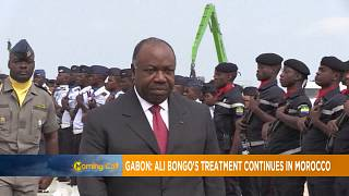 Gabon's ailing leader Ali Bongo to continue treatment in Morocco [The Morning Call]