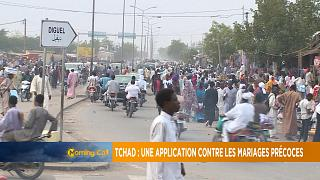 Tchad : une application contre les mariages précoces [The Morning Call]