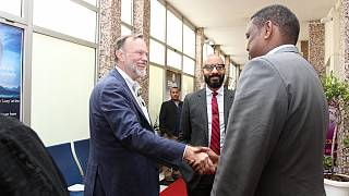 U.S. top diplomat in Ethiopia, first stop of Horn of Africa trip