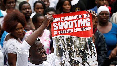 """Zimbabwe : manifestation de l'opposition pour dénoncer """"la misère"""""""