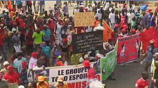 Législatives au Togo : manifestations contre la tenue du scrutin