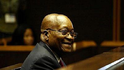 Afrique du Sud : le procès de Zuma pour corruption renvoyé à mai 2019