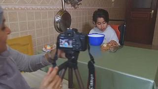 Moroccan junior chef takes social media by storm