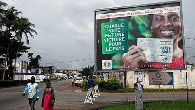 Côte d'Ivoire : l'élection municipale annulée à Grand-Bassam