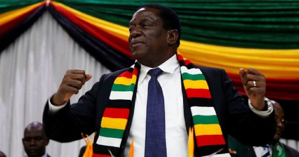 Mnangagwa launches construction of China-funded Zimbabwe parliament
