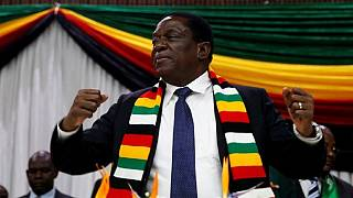 Mnangagwa launches construction of China-funded Zimbabwe parliament