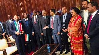 Leadership of ex-Ogaden rebels return to Ethiopia from Eritrea