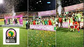 Nigeria 2018 AWCON winners, beat South Africa 4 - 3 [penalties]
