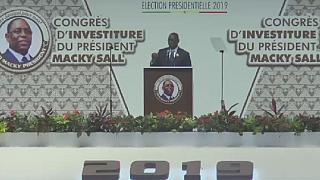 Senegalese Pres. Macky Sall launches candidacy for elections 2019