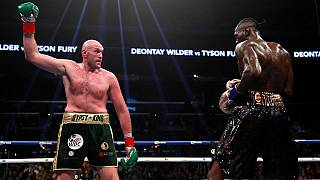 Who really won the boxing match between Wilder and Fury?